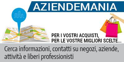 Aziendemania, cerca informazioni, contatti su negozi, aziende, attività e liberi professionisti