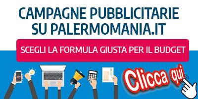 Per il tuo campagna pubblicitaria su Palermomania.it