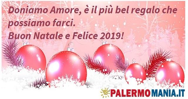 Auguri Di Natale 2019 Palermomania It