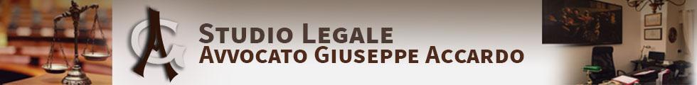 Avvocato Giuseppe Accardo