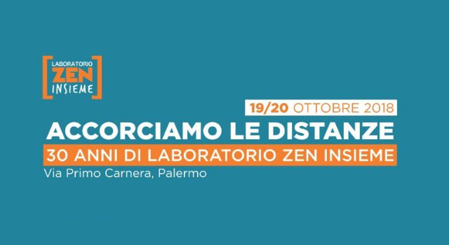 Palermo si festeggiano i trent 39 anni di laboratorio zen for Arrediamo insieme palermo