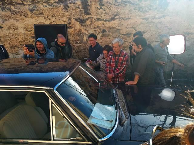 Cinema, gli studenti della scuola ''Piano Focale''' sul set de ''Il delitto Mattarella'' - Palermomania.it