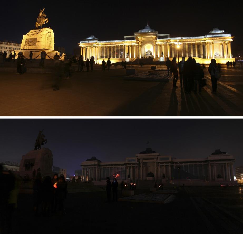 Le Candele Palermo.Earth Hour Sabato Anche A Palermo Scatta L Ora Della Terra