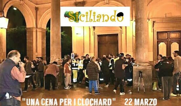Palermo siciliando e insieme per i clochard uniti per una for Arrediamo insieme palermo