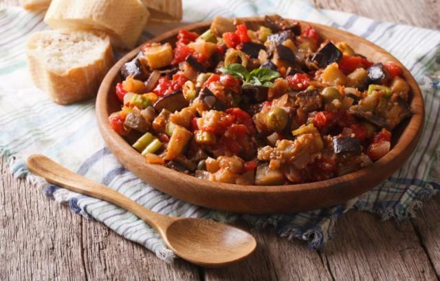 Caponata siciliana la ricetta del piatto con tutti gli odori e i