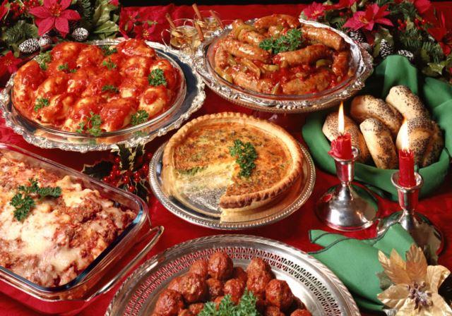 Cena Di Natale Menu Tradizionale.Menu Di Natale Idee Per Il Pranzo Palermomania It